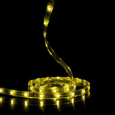 yellow led strip lights 4 in yellow led strip light 24v 2835 60 ip65 y2401