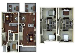 3 bedroom apartments tucson 3 bed 3 bath apartment in tucson az the retreat at tucson