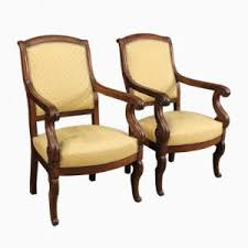 Antique French Armchairs Parino Mercato Antiquario