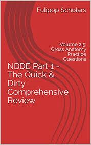 amazon com nbde part 1 the quick u0026 dirty comprehensive review