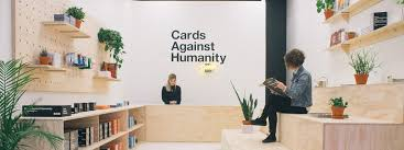 cards against humanity in stores cards against humanity opens retail shop in chicago