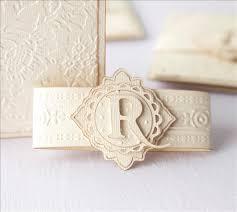 project center wedding card invite