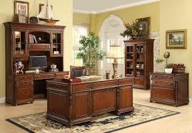 Wooden Desk Chair Riverside Furniture Bristol Court Caster Equipped Wooden Desk
