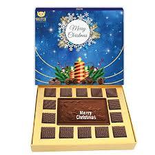 bogatchi christmas box christmas chocolate christmas chocolate