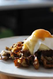 breakfast thanksgiving morning thanksgiving leftovers breakfast stuffing waffles recipe by