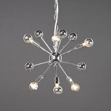 Sputnik Light Fixture by Sputnik Chandelier 12 Light Shades Of Light