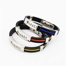 titanium steel bracelet images Fairy tail symbol logo chinese name titanium steel bracelet jpg