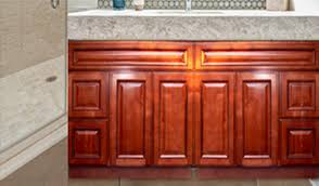 Red Mahogany Kitchen Cabinets Kitchen U0026 Vanity Cabinets Builderelements