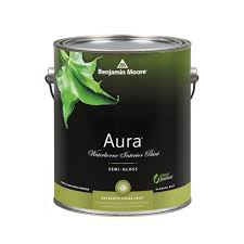 what is the best paint to use inside kitchen cabinets aura