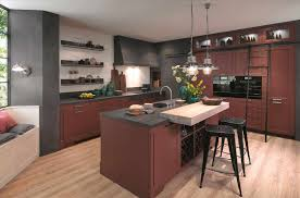 uk kitchen designs slab and shaker doors cannadines kitchens