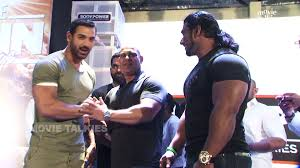 john abraham inaugrates body expo gym youtube