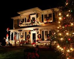 holiday light displays across the state carolina country