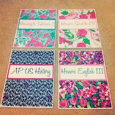 Binder Decorating Ideas Best 25 Cute Binders Ideas On Pinterest Cute College