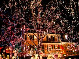 Christmas Lights On House by Outdoor Christmas Lights Pictures Houses Decorating Ideas String