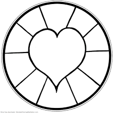Coloring Pages Hearts Mandala Coloring Pages S Most Recent Flickr Photos Picssr by Coloring Pages Hearts