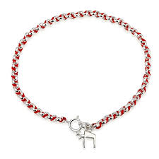 string red bracelet images Red string chai bracelet jewish bracelets judaica webstore jpg