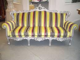 canapé neuf canapé regence marc accary tapisserie décoration literie