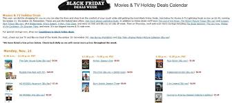 amazon black friday blu ray calendar missemmamm one stop awesome page 77