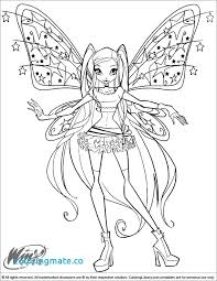 Winx Club Coloring Pages Luxury Free Winxclub Musa And Riven Winx Club Musa Coloring Pages