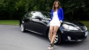 lexus ls calgary celeb watcher likes the fast life and has the tickets to prove it