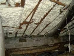 Spray Foam Insulation For Basement Walls by 4 Pitfalls Of Spray Foam Insulation