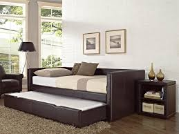 White Daybed With Storage Daybeds Daybed With Trundle Size Bedroom Daybeds Storage