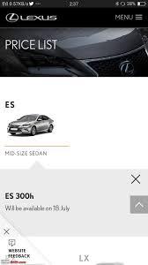 lexus es hybrid forum driven the lexus range es 300h rx 450h u0026 lx 450d page 4
