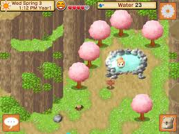 Harvest Moon Tale Of Two Towns Main Dish - harvest moon seeds of memories review u2013 reaps what it sows gamezebo
