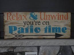 25 unique outdoor signs ideas on wooden diy signs