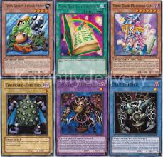 pegasus complete deck thousand eyes idol toon mermaid toon