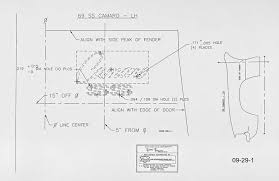 1969 camaro fender 1969 chevrolet camaro parts et69ssa 1969 camaro ss 396 emblem