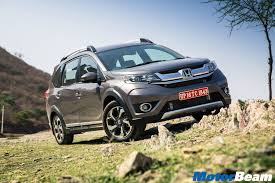 honda br v touchscreen system now offered motorbeam indian car