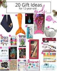 the scrapbooking 20 gift ideas for 12 year tween