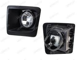 2015 gmc sierra fog lights 14 15 gmc sierra 1500 clear lens aftermarket fog ls