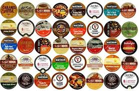 Flavored Coffee 40 K Cup Variety Pack Flavored Coffee Only Delicious Flavored