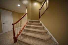stair basement finishing costs basement stair ideas cost of