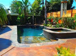 small pools and spas swimming pool and spa design design ideas