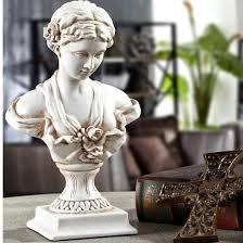 Decorative Sculptures For The Home Small Size Creative Home Decor Venus Decoration Arts And Crafts