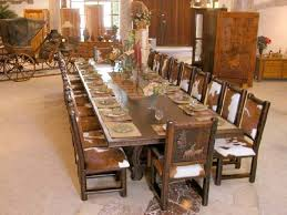 Brilliant Rustic Dining Room Tables Amp Reclaimed Barn Wood - Rustic dining room tables