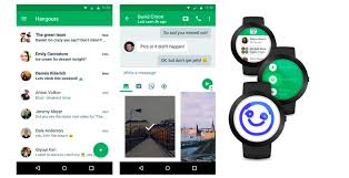 hangouts app for android hangouts 4 0 for android devices gets material design and