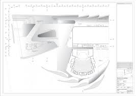 The Curve Floor Plan by Zaha Hadid U0027s Heydar Aliyev Cultural Centre Turning A Vision Into