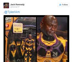 funniest tweets memes from kobe bryant s farewell game bossip