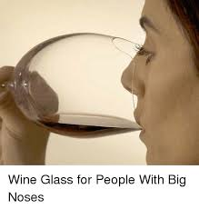 Big Nose Meme - wine glass for people with big noses meme on me me