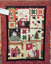 quilt inspiration the 12 days of christmas day 8