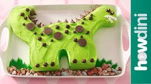birthday cake ideas dinosaur birthday cake decorating ideas