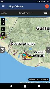 Lightning Strikes Map Severe Weather In Guatemala During April And May Earth Networks