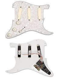 emg pro series dg20 david gilmour electric guitar pickup wiring