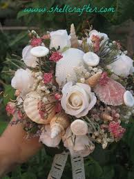 Seashell Bouquet Beachy Inspiration 10 Diy Seashell Projects