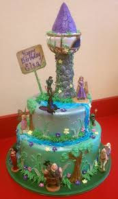 tangled birthday cake rapunzel cake 191115337 large jpg s 8th birthday
