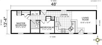 clayton single wide mobile homes floor plans single wide mobile home plans 16x48 floor fairmont 16 anichi info